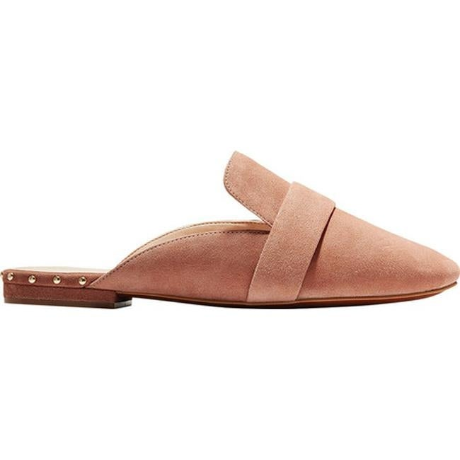 eb6a7885435 Shop Cole Haan Women s Deacon Loafer Mule Mocha Mousse Suede - Free  Shipping On Orders Over  45 - Overstock - 23557792