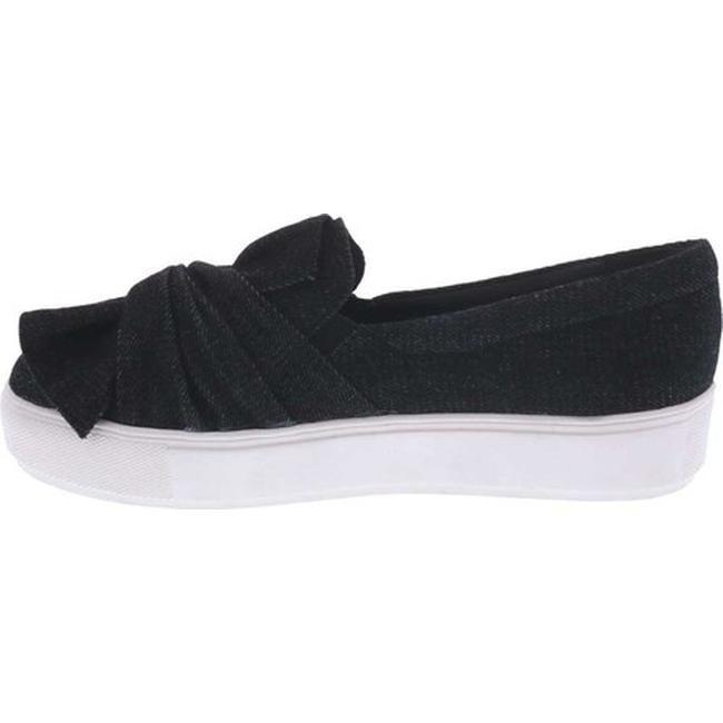 4db0b6006a93 Shop Bellini Women's Twist Sneaker Black Denim - Free Shipping Today -  Overstock - 19315609