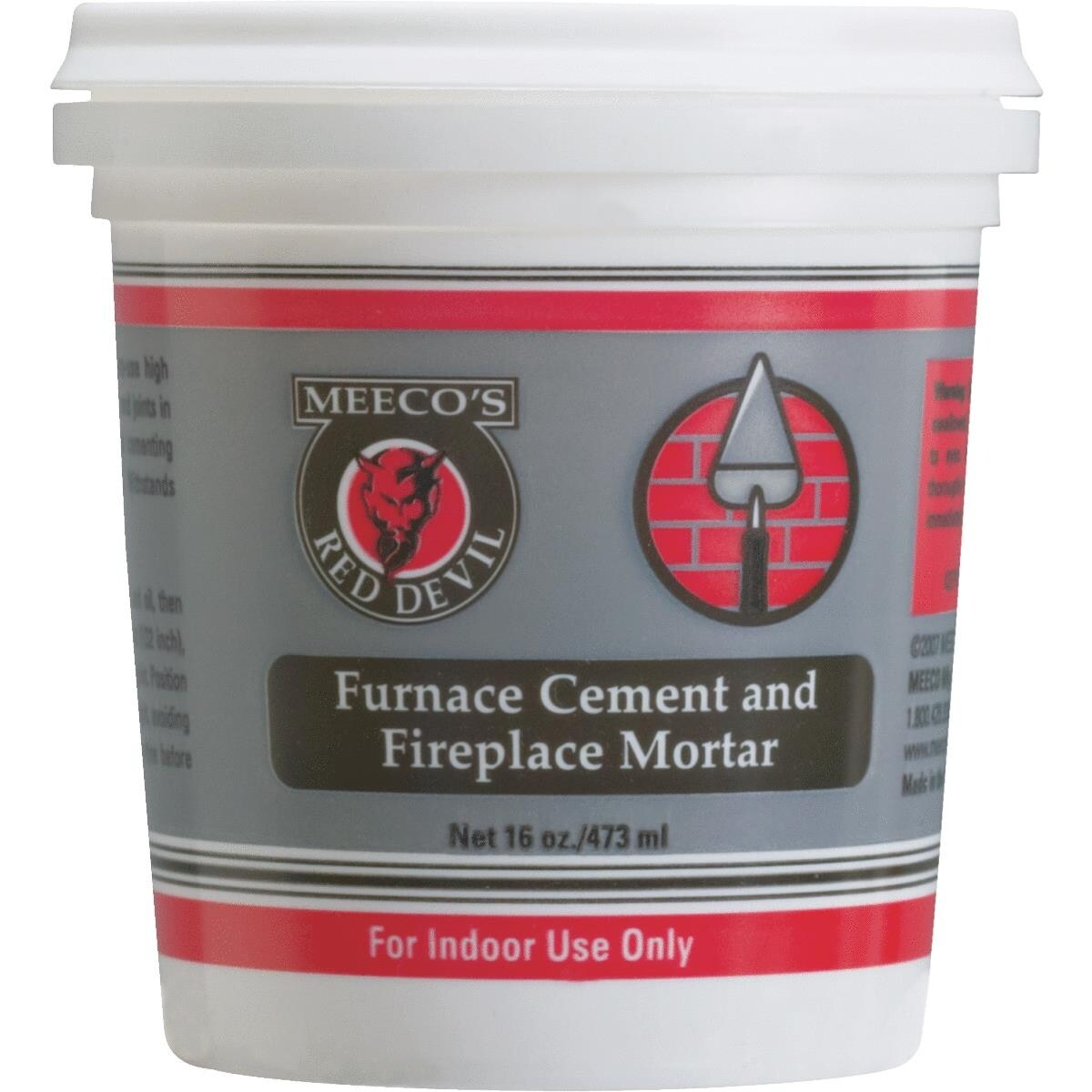 Shop Meecos Red Devil Pt Furnace Cement Free Shipping On Orders