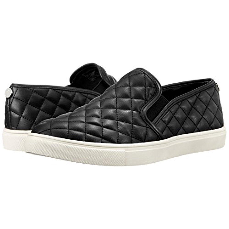 9238c660301 Steve Madden Women's Ecentrcq Slip-On Fashion Sneaker,Black