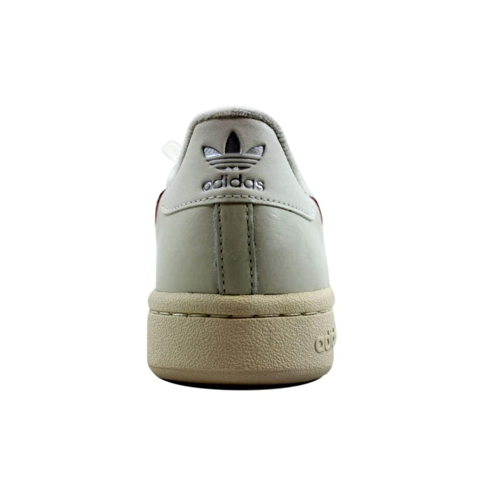 newest e1d3c c292b Shop Adidas Mens Continental 80 White TintOff White-Scarlet Red B41680 -  Free Shipping Today - Overstock - 27339008