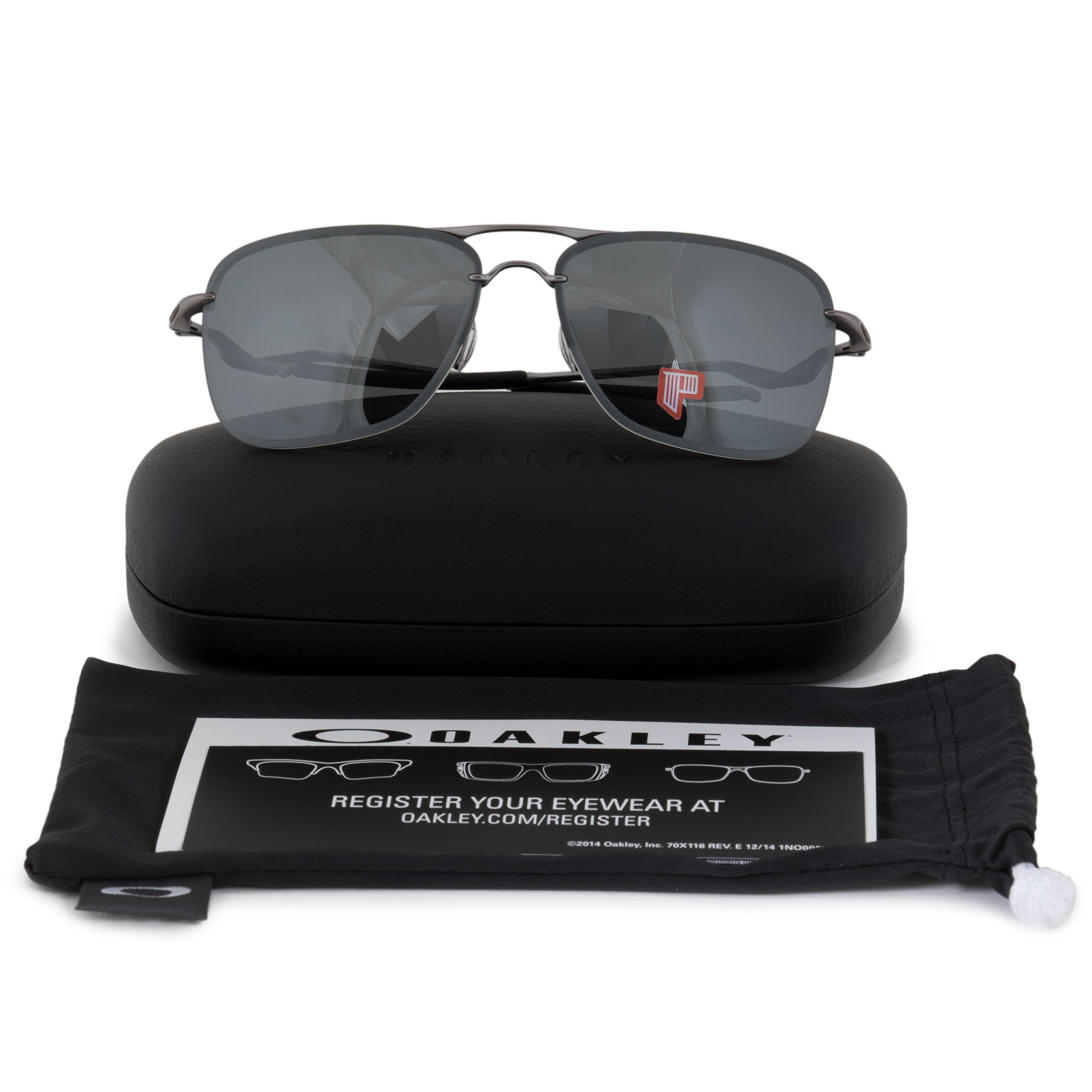 01accbe167 Shop Oakley Tailhook Square Sunglasses 0OO4087 408706 60 POL - Free  Shipping Today - Overstock - 19622526