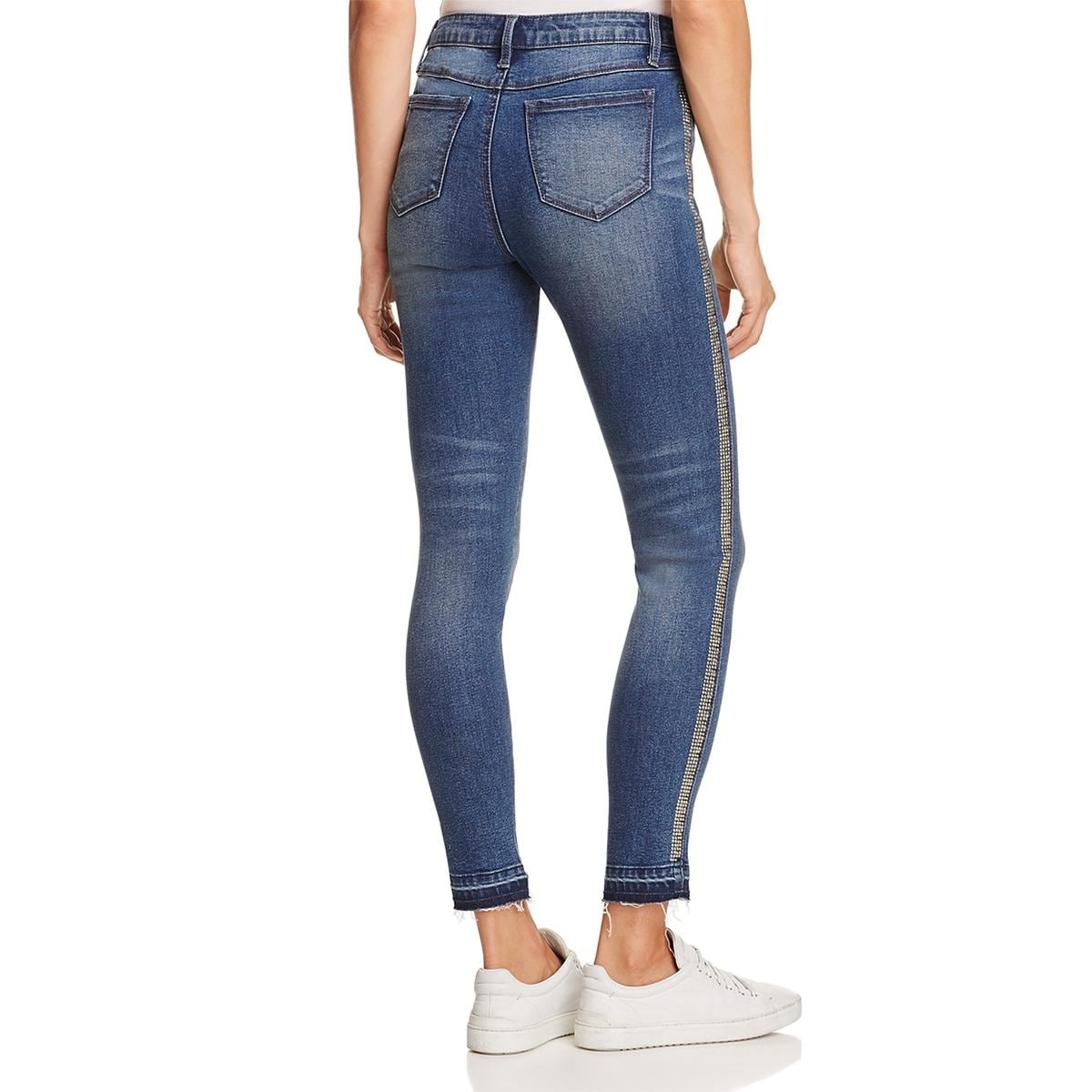 Shop Kenneth Cole New York Womens Jess Skinny Jeans Denim Mid-Rise - Free  Shipping On Orders Over  45 - Overstock - 23449181 9c749d6bb