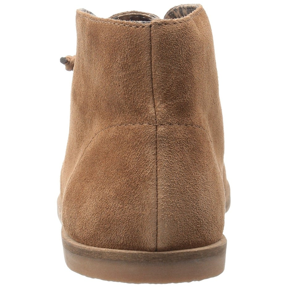 8efbd43c5 Shop Lucky Brand Womens ASHBEE Leather Closed Toe Ankle Fashion Boots -  Free Shipping On Orders Over $45 - Overstock - 17021873