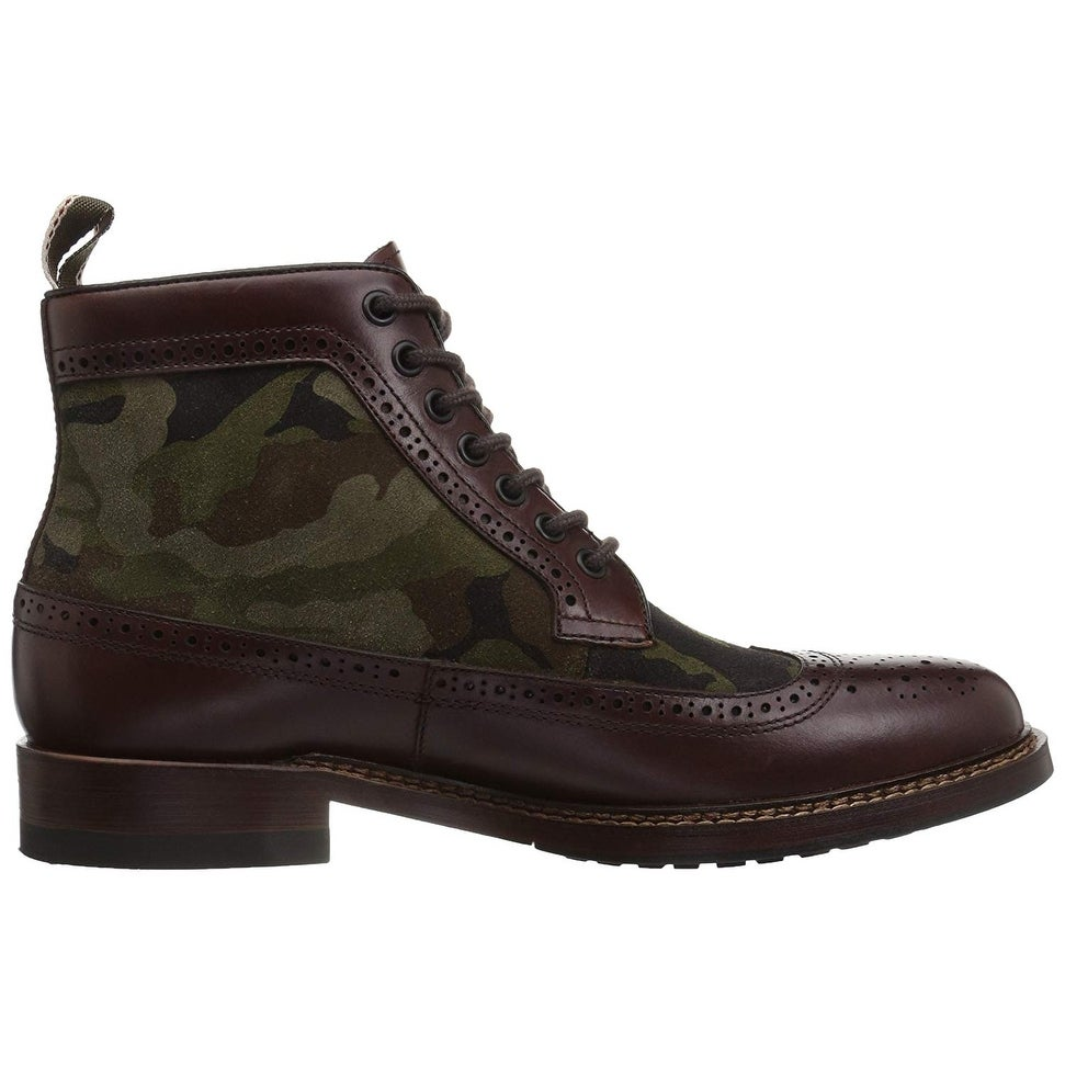 d8179b3c082 Shop ALDO Men's Churchill Combat Boot - 7 - Free Shipping On Orders Over  $45 - Overstock - 25672261