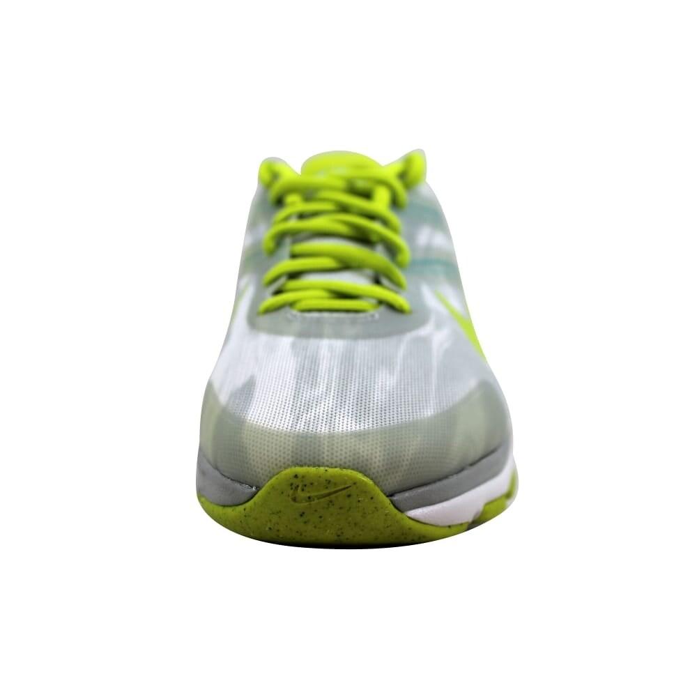 wholesale dealer 4357c 3718b Shop Nike Dual Fusion TR 2 Print White Venom Green-Light Base Grey-Turbo  Green 631661-101 Women s - On Sale - Free Shipping Today - Overstock -  21893418