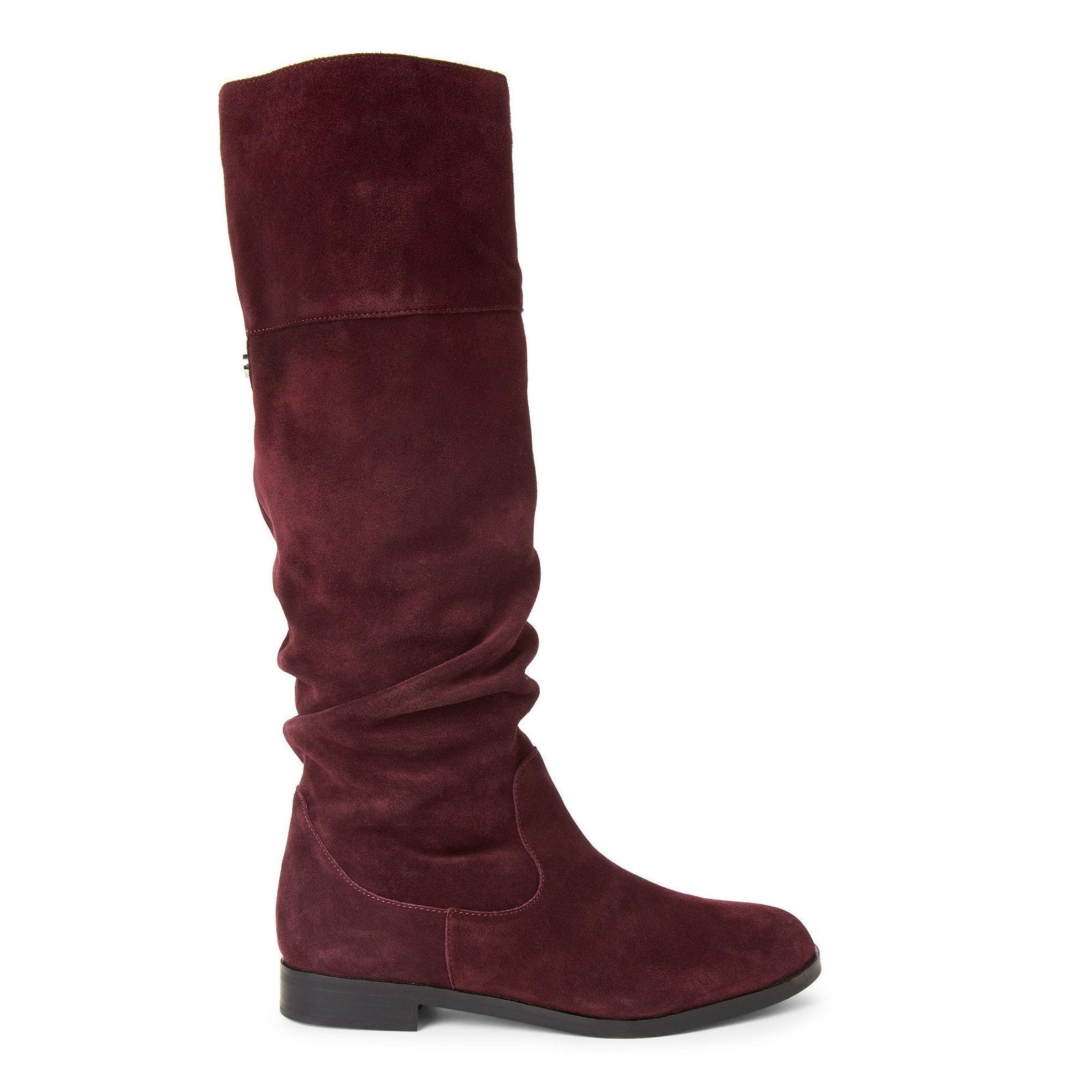c8451660cab Shop Steve Madden Womens Balen Suede Almond Toe Knee High Fashion Boots -  Free Shipping Today - Overstock - 21346037