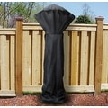 Sunnydaze Patio Heater Cover, Black