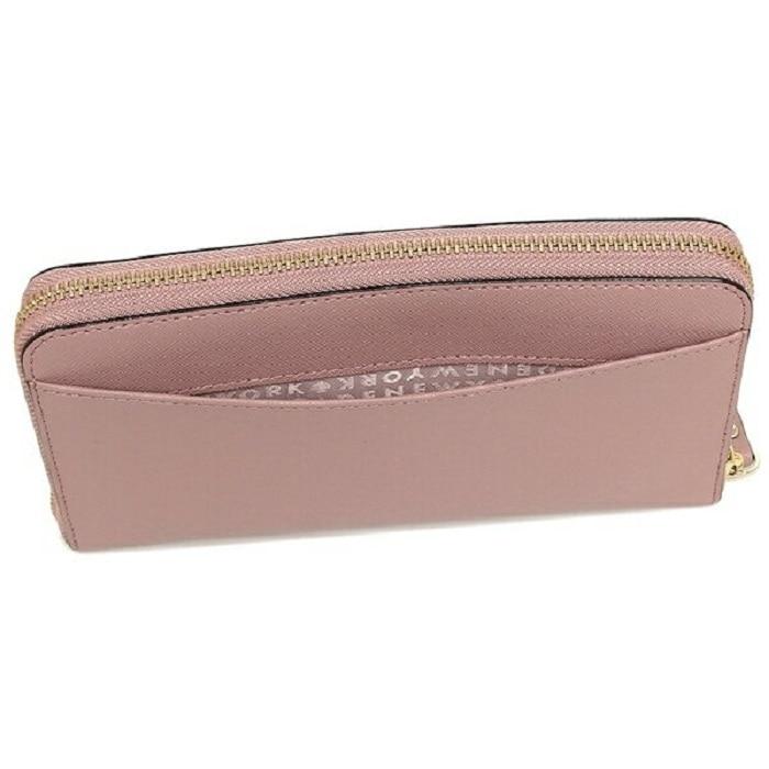 59c923671d62 Shop Kate Spade New York Laurel Way Neda Saffiano Leather Zip Around Wallet  WLRU2669 - Free Shipping Today - Overstock - 23549840