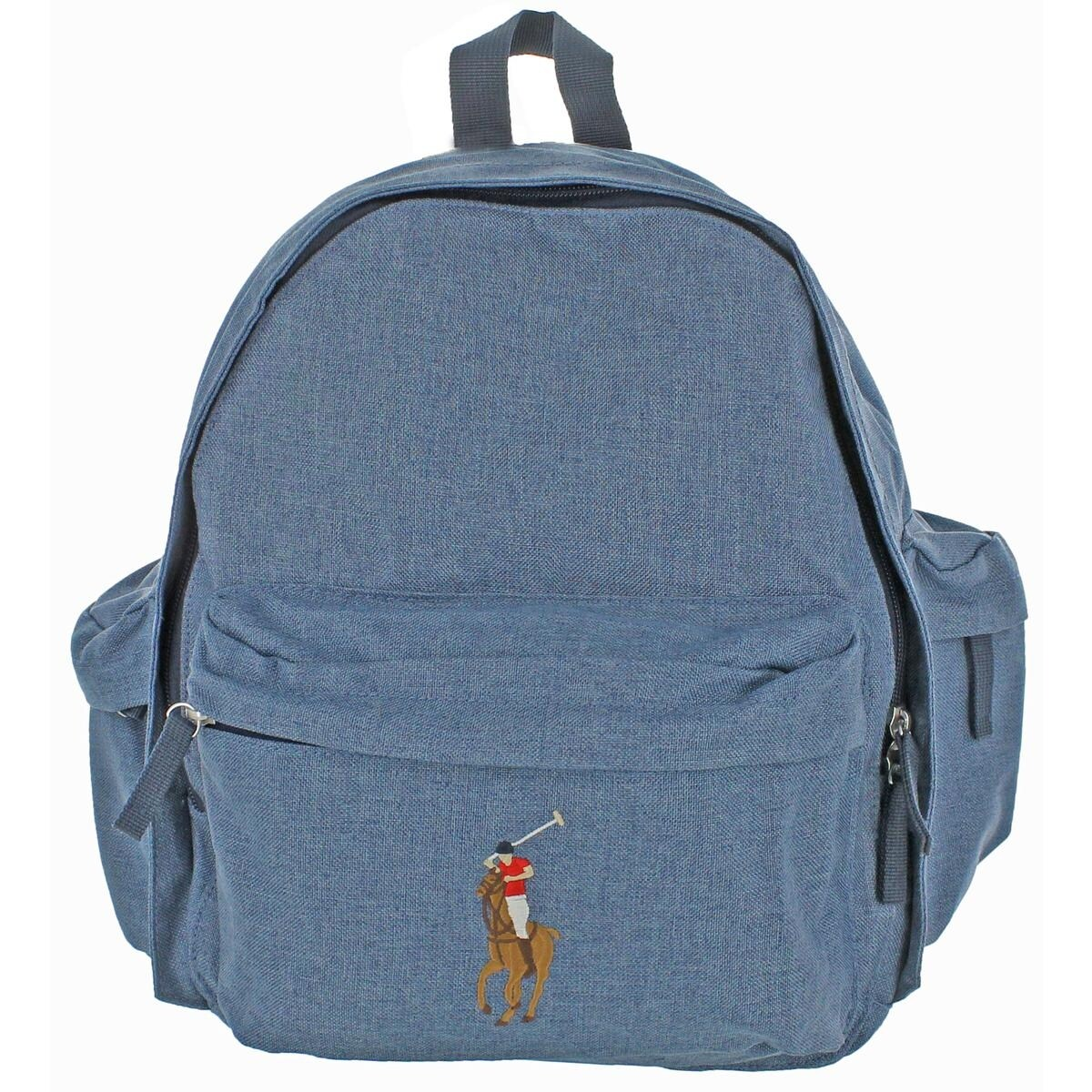 0fc3e484a74fb Polo Ralph Lauren Canvas Backpack- Fenix Toulouse Handball