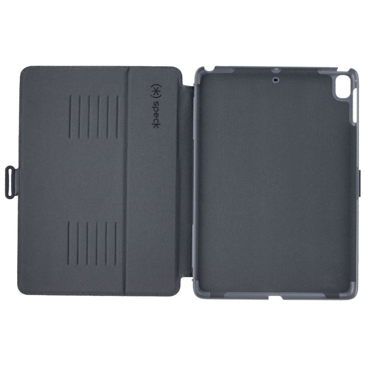check out cc996 a21cc Speck Balance Folio Case and Stand for Apple iPad 9.7 Stormy Grey/Charcoal  Grey