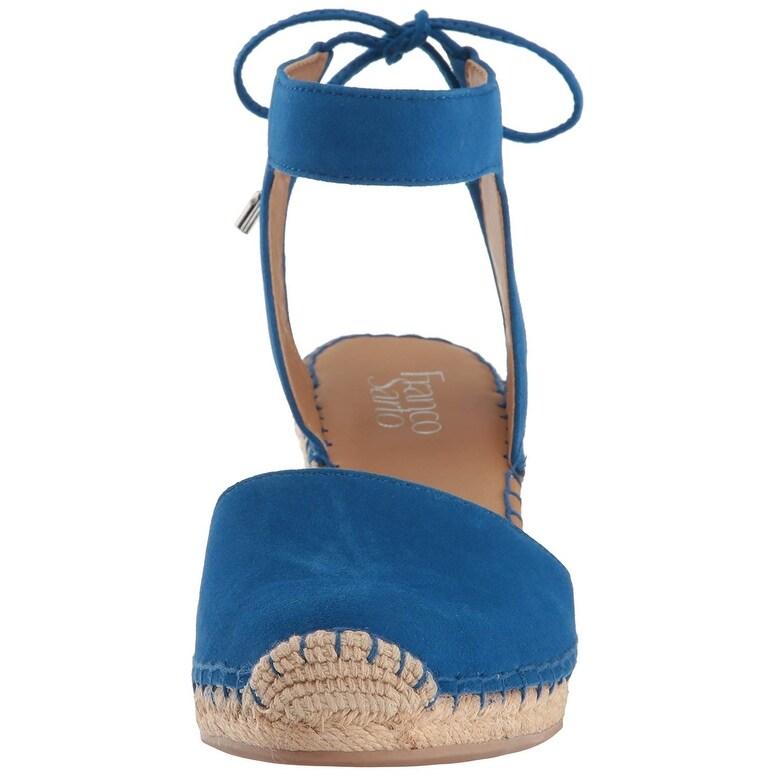 aebd13c7b71 Franco Sarto Women's Mariska Espadrille Wedge Sandal - 9.5