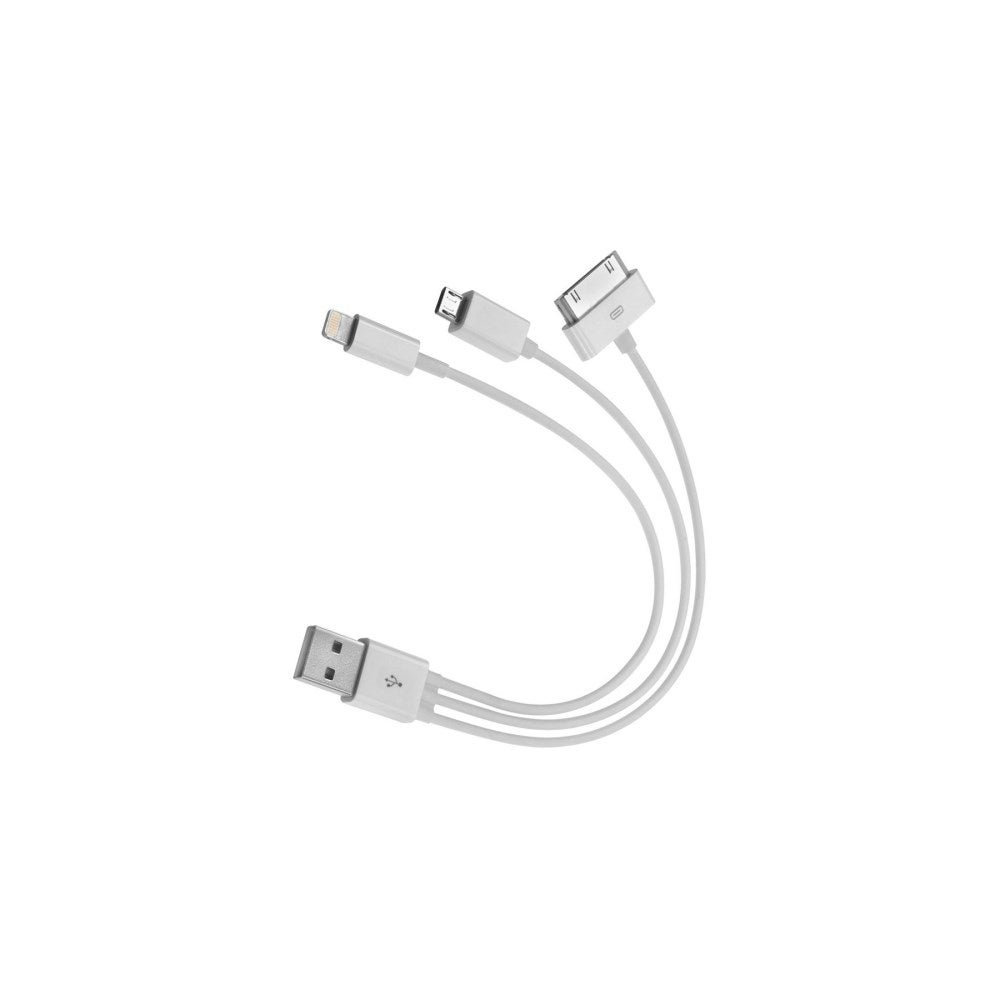 Shop 4xem 4xusbmusb830pin Usb To 30 Pin Lightning Micro Kabel Untuk Iphone Ipad Ipod Cable For Galaxy Proprietary On Sale Free Shipping