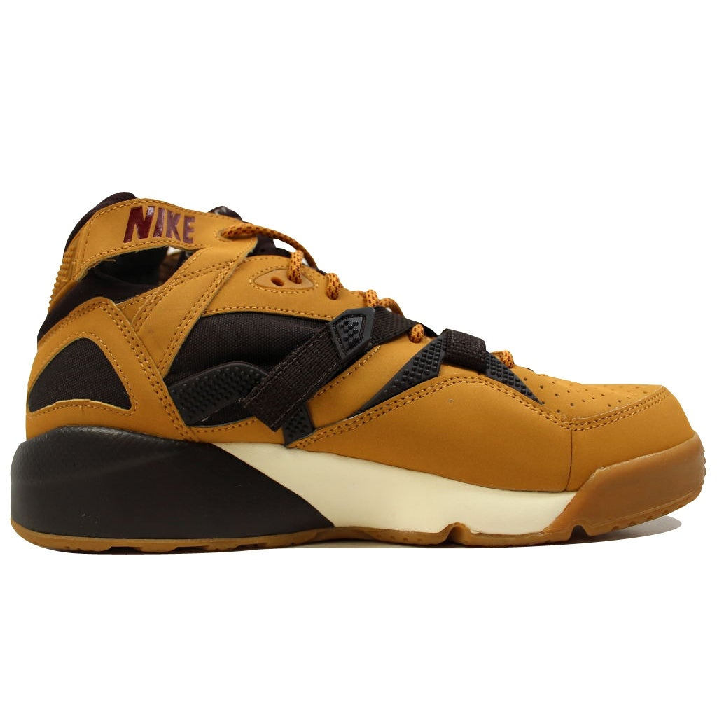42fe710916db9 Shop Nike Men s Air Trainer Max  91 Haystack Team Red-Velvet Brown  309748-700 - Free Shipping Today - Overstock - 20139670