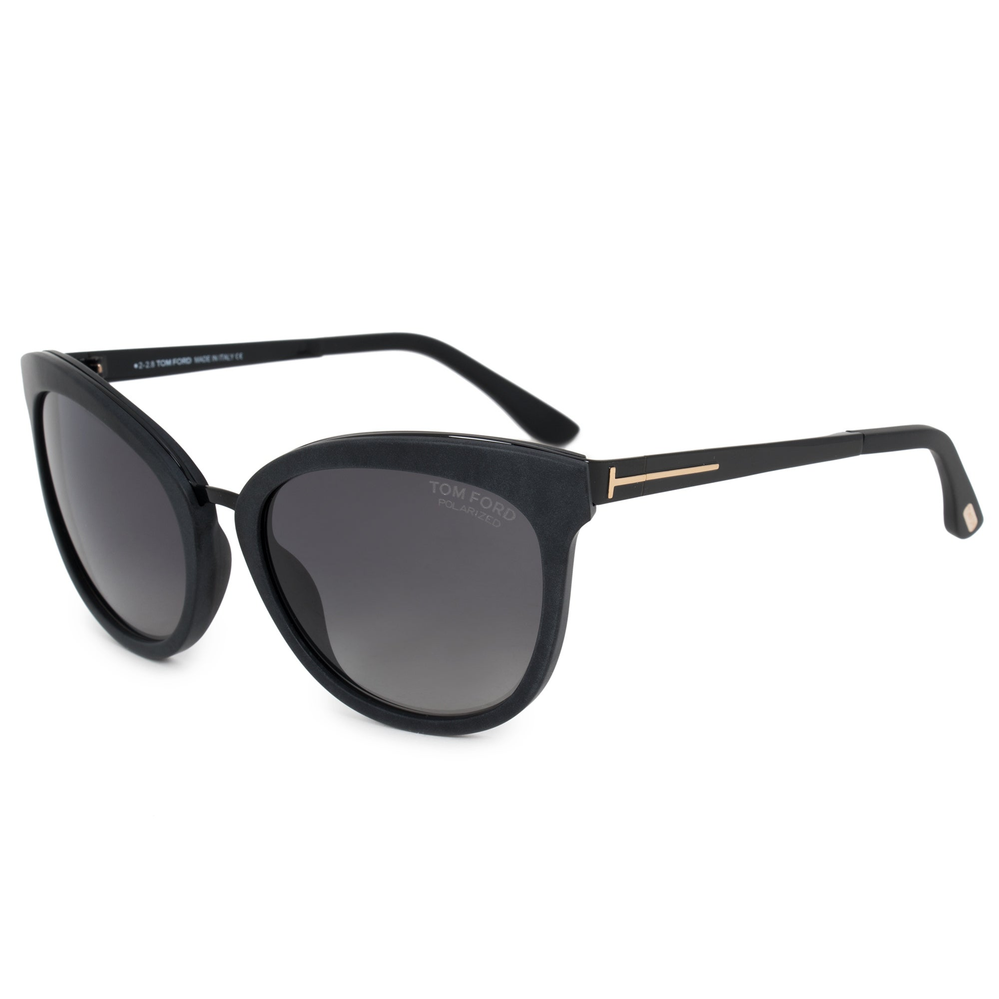 348e4755e17 Shop Tom Ford Emma Cat Eye Sunglasses FT0461 02D 56 - Free Shipping Today -  Overstock - 25494049