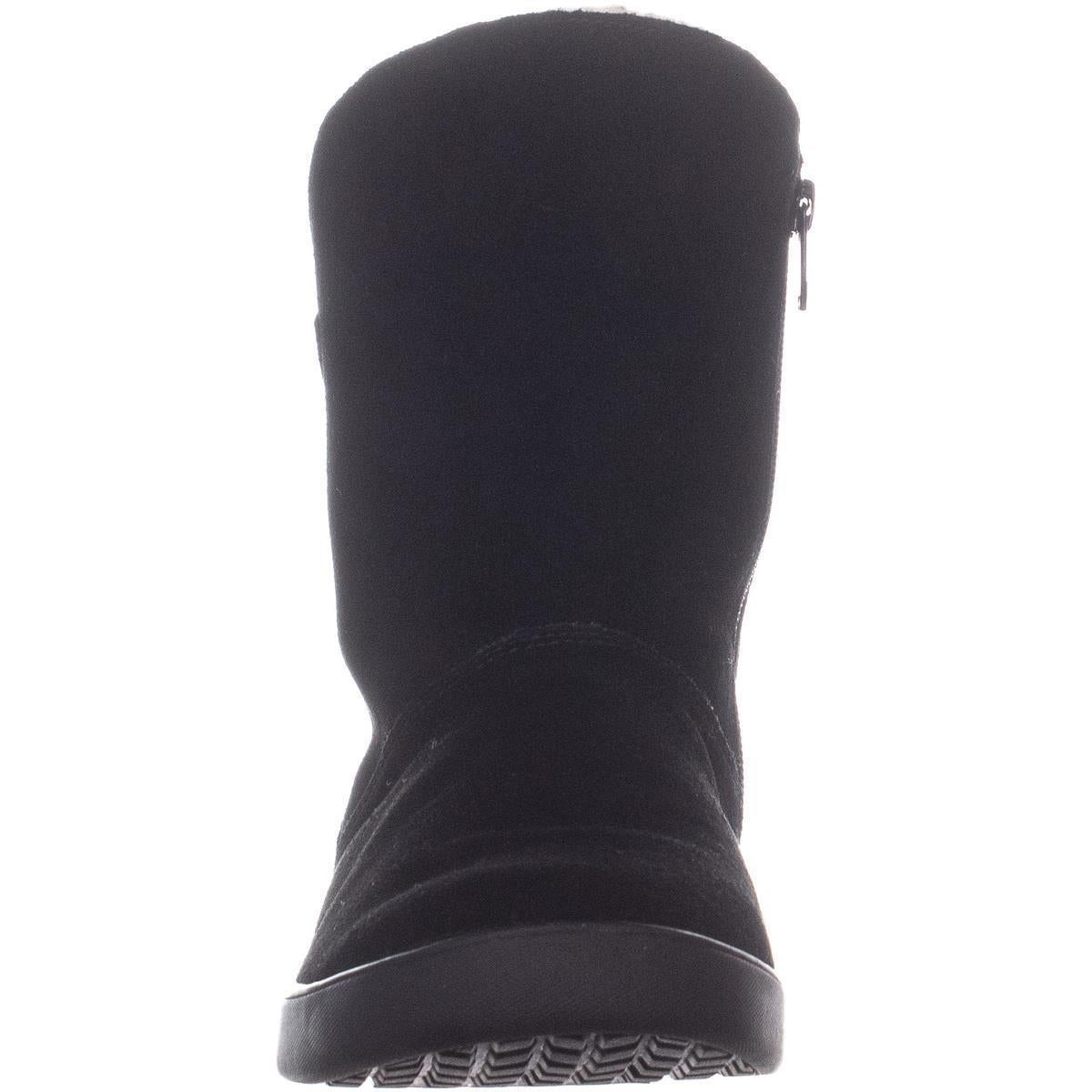 2270748027f Koolaburra by UGG Shazi Short Mid Calf Boots, Black