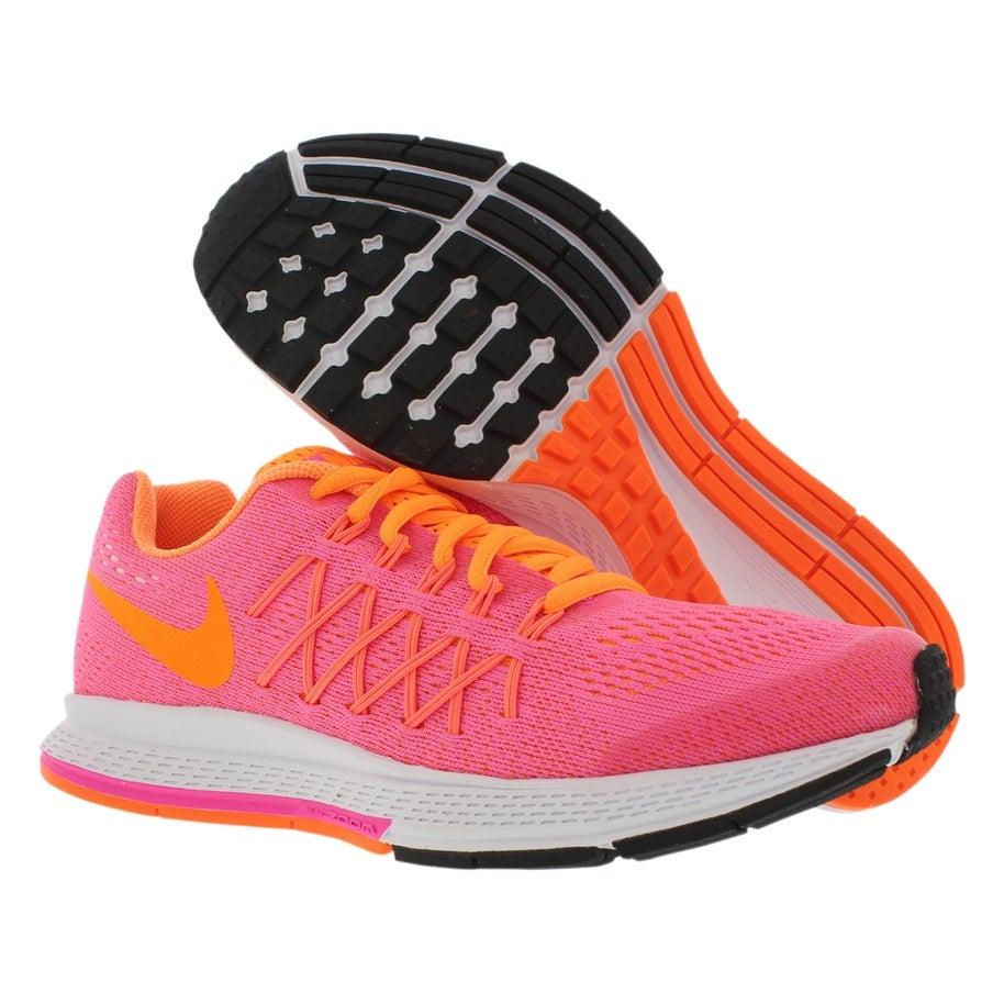 separation shoes 09f07 36f2e Shop Nike Zoom Pegasus 32 Running Gradeschool Kid s Shoes - 5.5 M - Free  Shipping Today - Overstock.com - 22163627