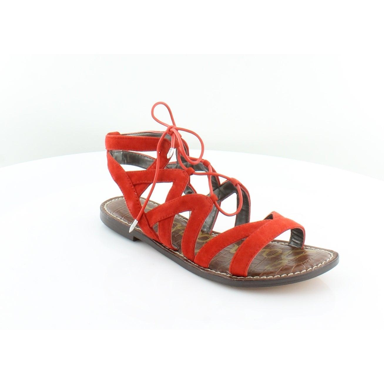 35390b462 Shop Sam Edelman Gemma Women s Sandals BloodORNG - 6.5 - Free ...