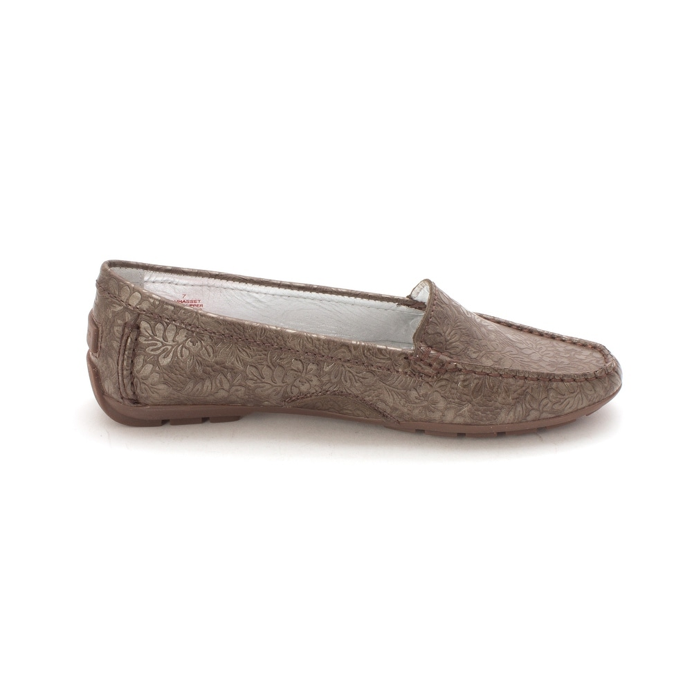 cc09811788d Shop Marc Joseph New York Womens Manhasset Leather Round Toe Loafers - Free  Shipping Today - Overstock.com - 26267183