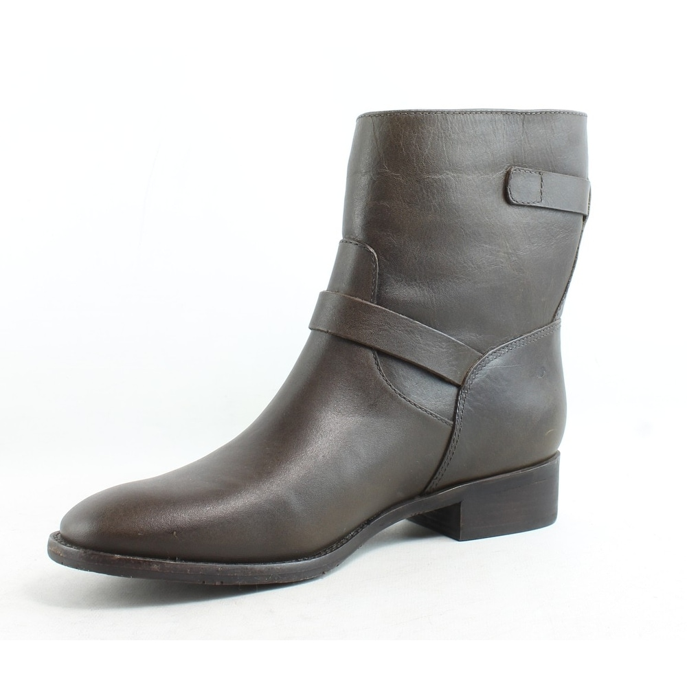 414c509db82 UGG Womens Fletcher Brown Ankle Boots Size 8