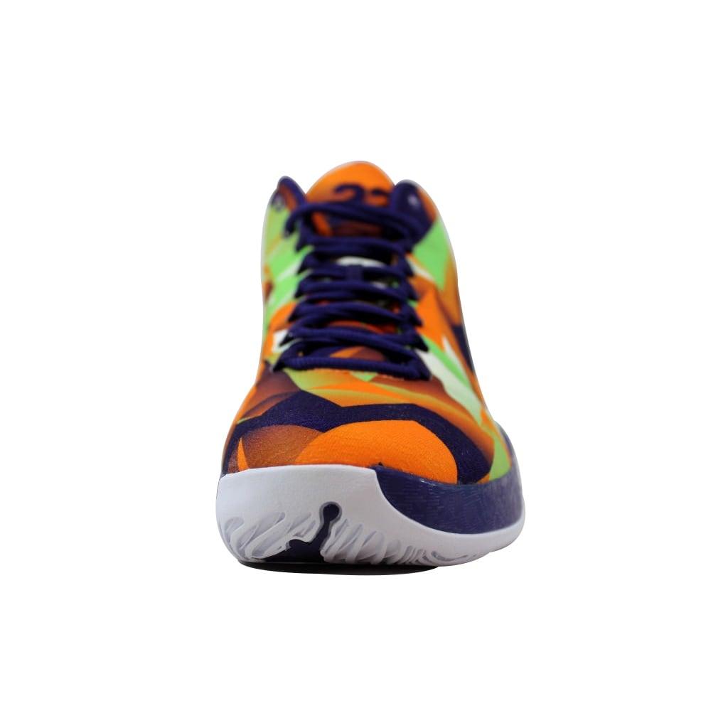finest selection 1e919 ef6b6 Shop Nike Men s Air Jordan XX9 29 Bright Mandarin Ink-White-Light Poison  Green Hare 695515-805 - Free Shipping Today - Overstock - 21141363