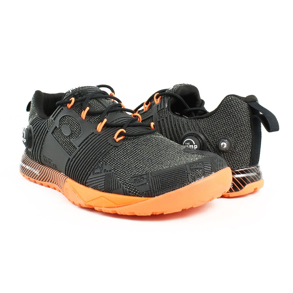 Shop Reebok Womens Rcf Nano Pump Fusion Black Cross Training Shoes Size 5.5  - Free Shipping On Orders Over  45 - Overstock.com - 23124755 3066726a0