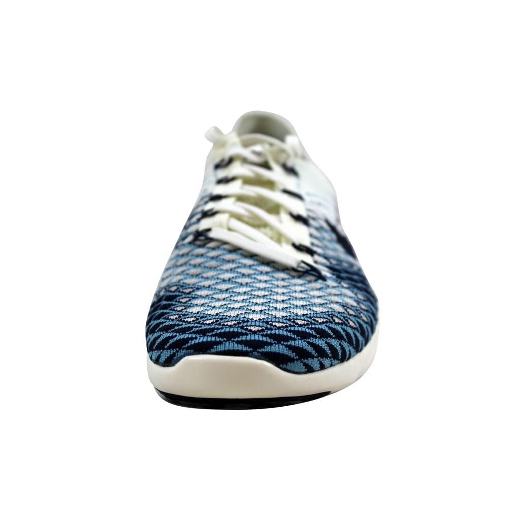 9e1b9b0a73b76 Shop Nike Women s Free TR Flyknit 2 Indigo Sail College Navy-Cerulean 904656-104  - Free Shipping Today - Overstock - 23436601