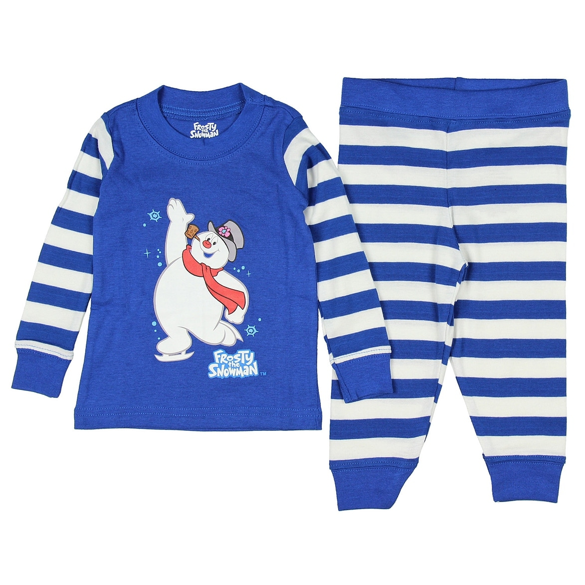 Shop Intimo Baby Infant Frosty the Snowman 4-Piece Pajama Set - On Sale -  Free Shipping On Orders Over  45 - Overstock - 17716879 7a66ca04a