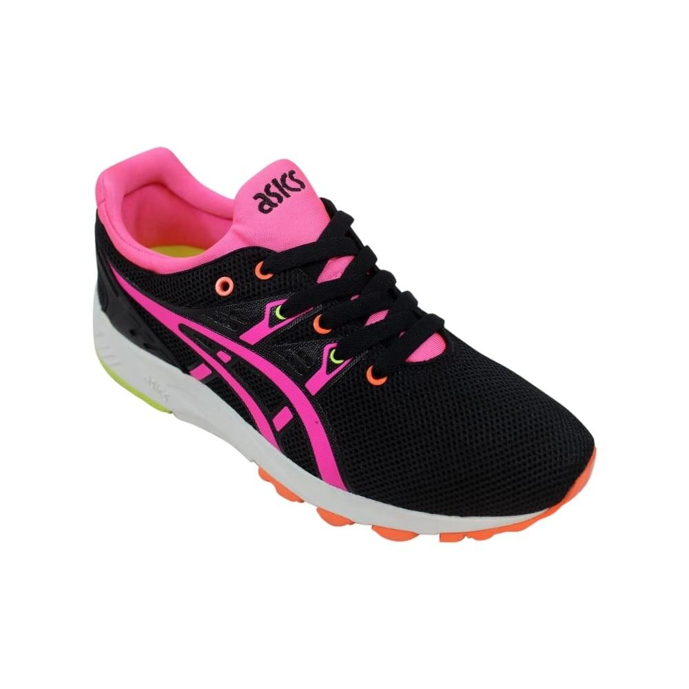 competitive price 23c2e ef1a3 Asics Gel Kayano Trainer Evo Black/Pink H57BQ 9035 Women's