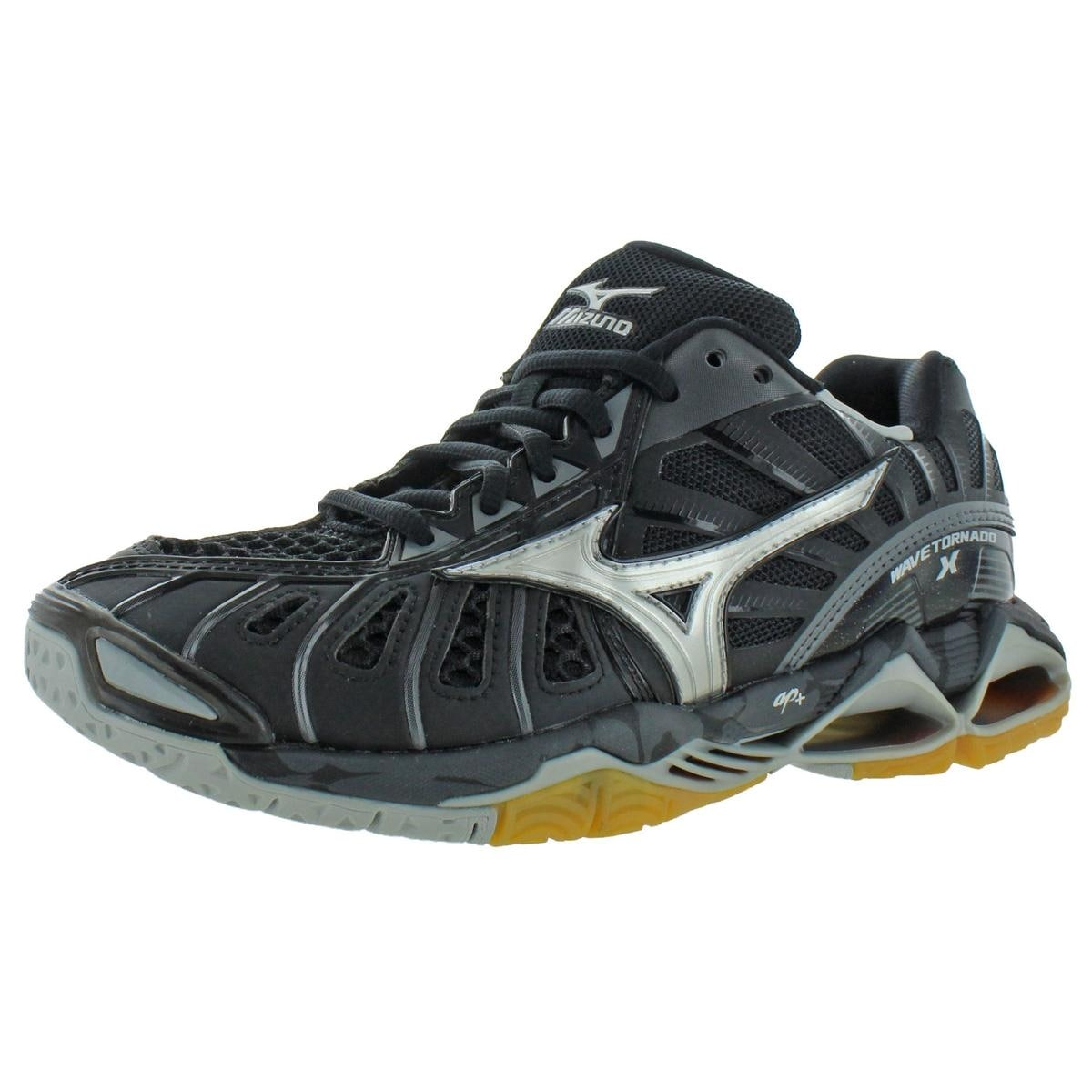 9824a7eaf284 Shop Mizuno Womens Wave Tornado X Volleyball Shoes SR Touch Cushioned -  Free Shipping Today - Overstock - 27985512
