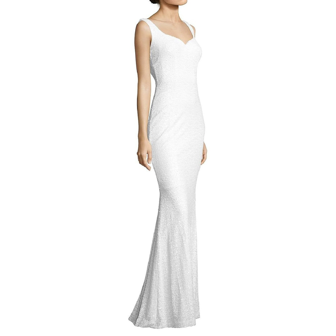 White Evening Gown Dresses