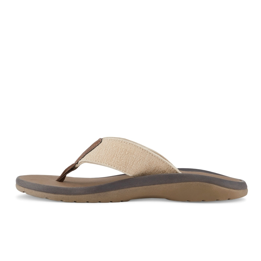 b8eb6f9a4c09 Shop Dockers Mens Skipper Flip-Flop Sandal Shoe with Smart 360 Flex - On  Sale - Free Shipping On Orders Over  45 - Overstock - 25659875