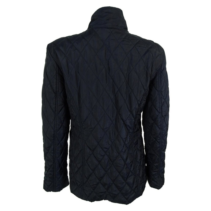 Charter Club Womens Quilted Barn Jacket Free Shipping On Orders
