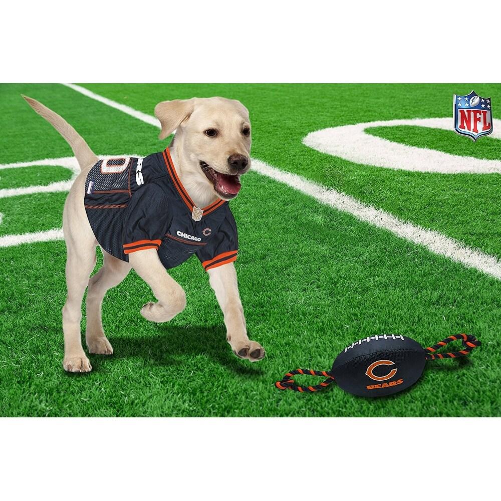 quality design e54aa acc46 NFL Chicago Bears Nylon Football