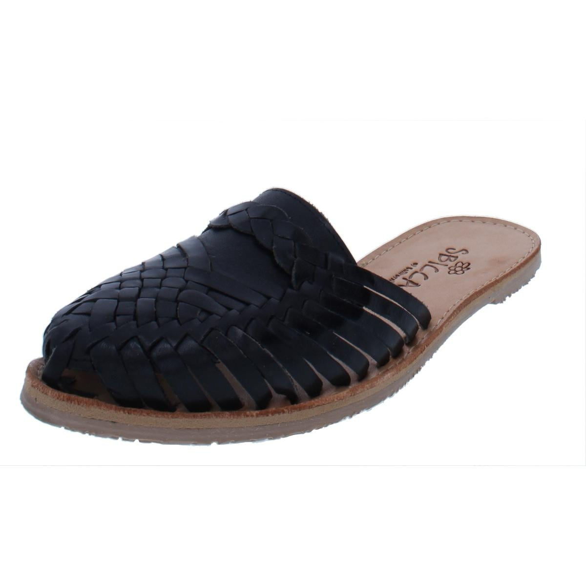 f02d2847412f Shop Sbicca Womens Baines Huarache Sandals Closed Toe Vintage - Free  Shipping On Orders Over  45 - Overstock - 21058340