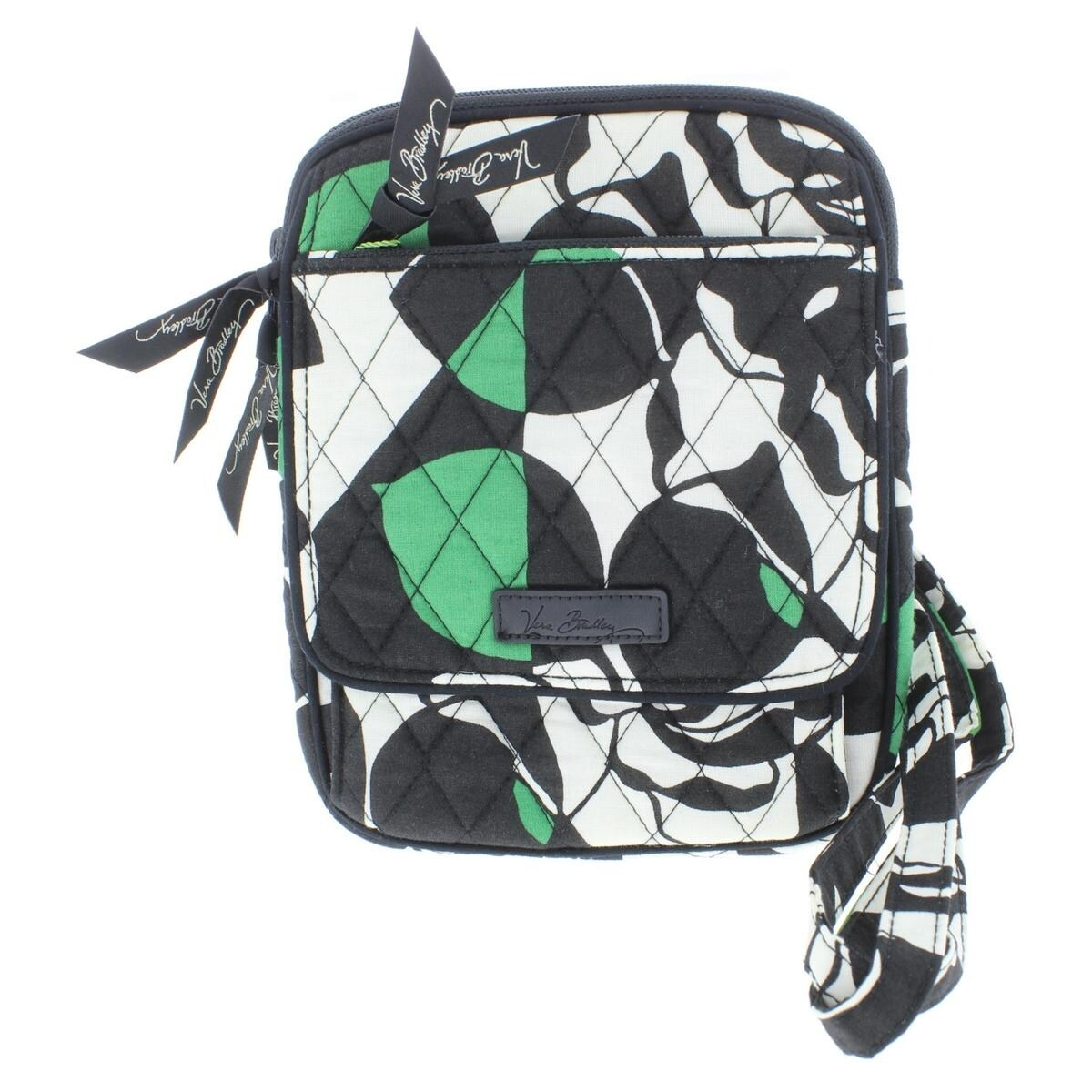 a8688ef313dc Shop Vera Bradley Womens Hipster Crossbody Handbag Quilted Mini - Free  Shipping On Orders Over  45 - Overstock - 24090298