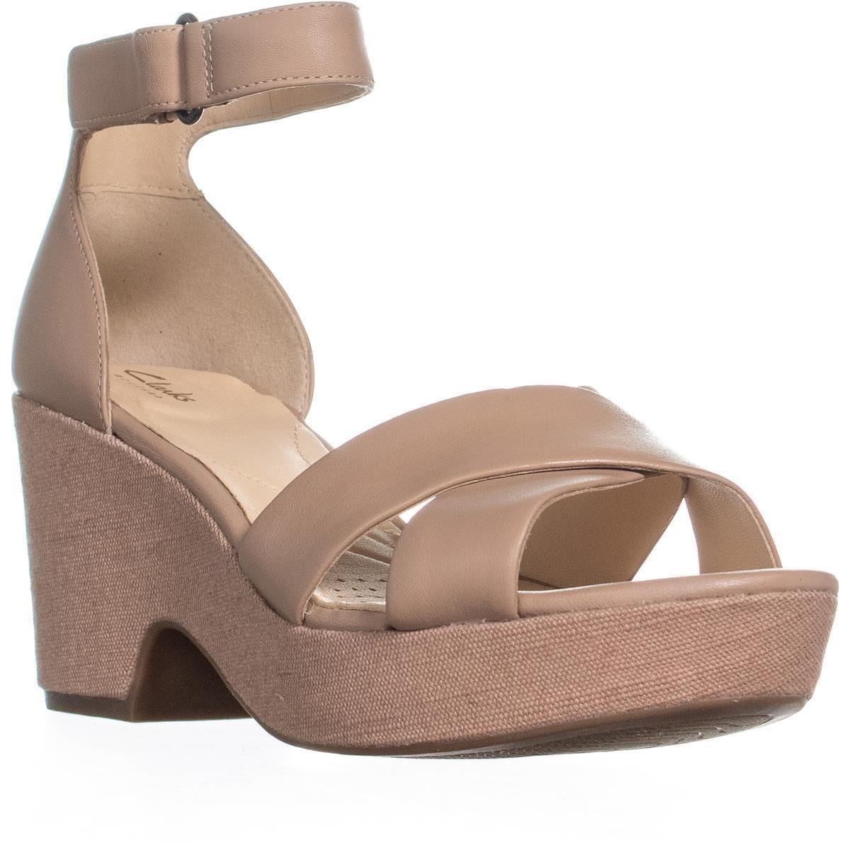f8de502945c6 Shop Clarks Maritsa Ruth Platform Sandals