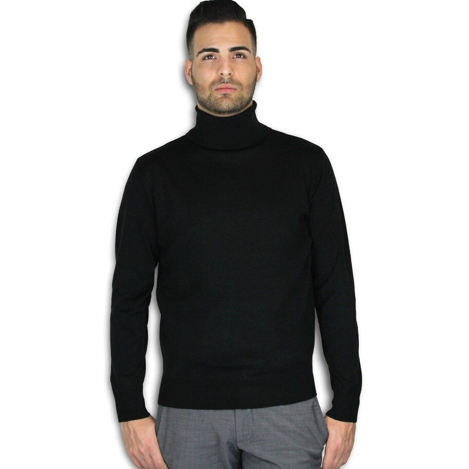 7e006177d8b Men's Turtle Neck Sweater (SW-753)