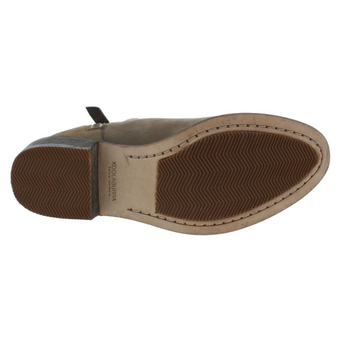 3b51be27915 Koolaburra Womens Dallas Ankle Boots Leather Fringe