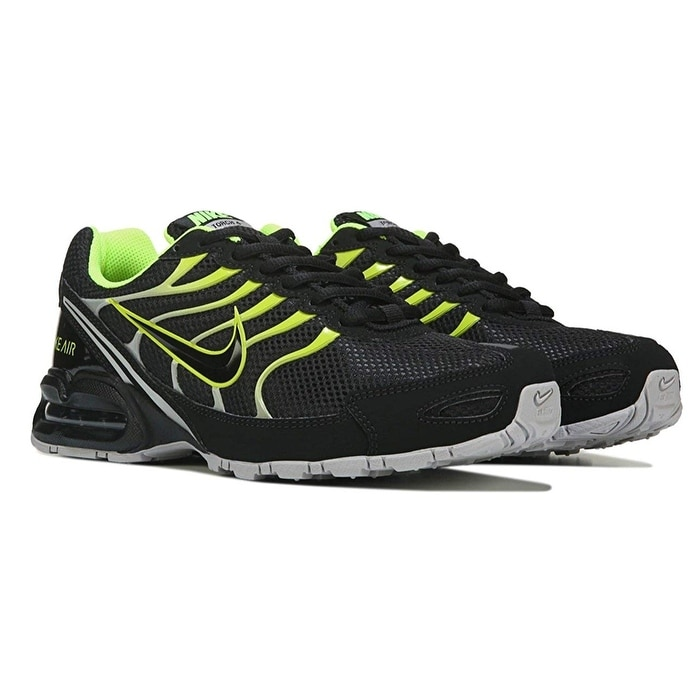 e64b388d5ff30 Shop Nike Air Max Torch 4 Men s Running Shoe Black Volt-Atmosphere ...