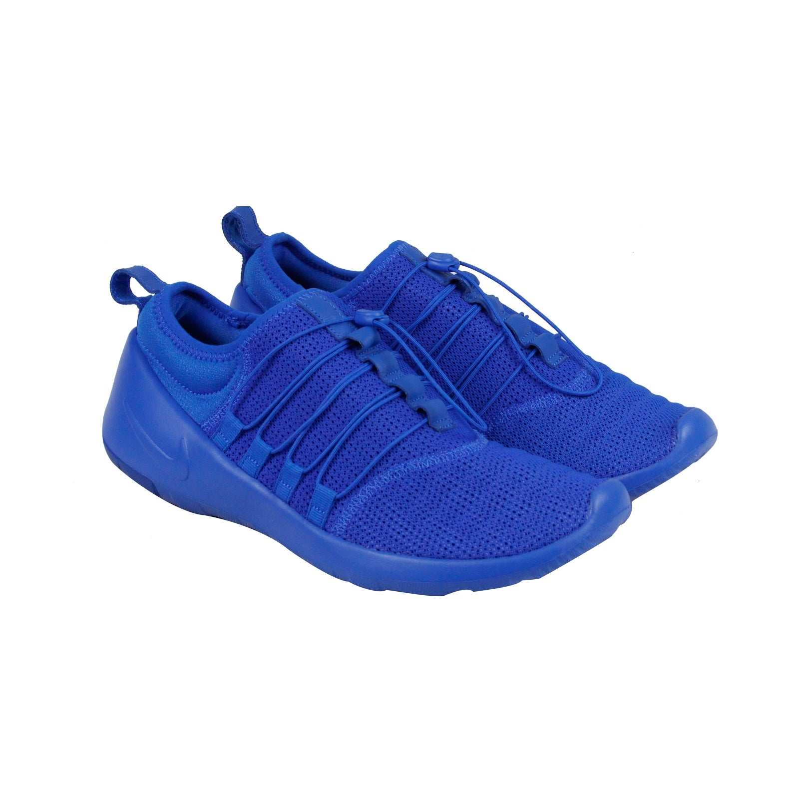 pretty nice 42cc3 7bd25 Shop Nike Payaa Qs Mens Blue Mesh Athletic Lace Up Running Shoes - Free  Shipping Today - Overstock - 17878201
