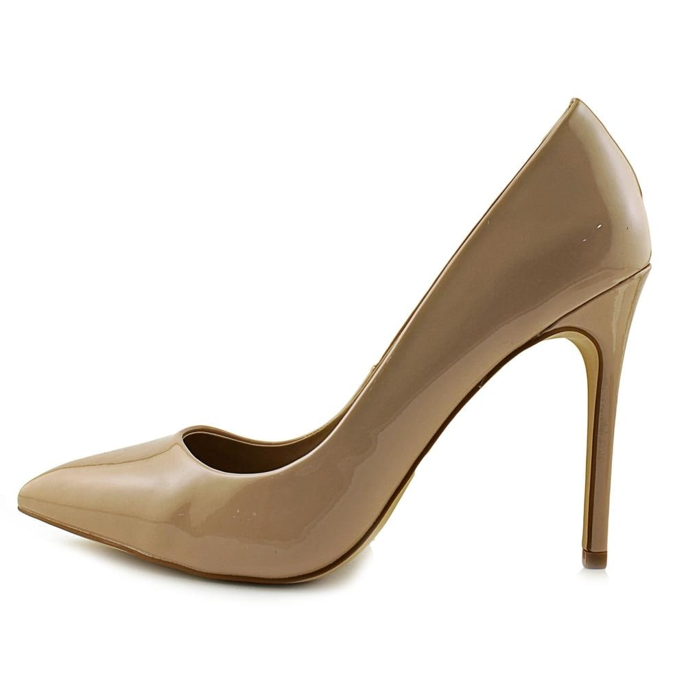 f26c0cd3680 Shop Mix No 6 Dignity Beige Pumps - Free Shipping On Orders Over  45 -  Overstock - 16984565