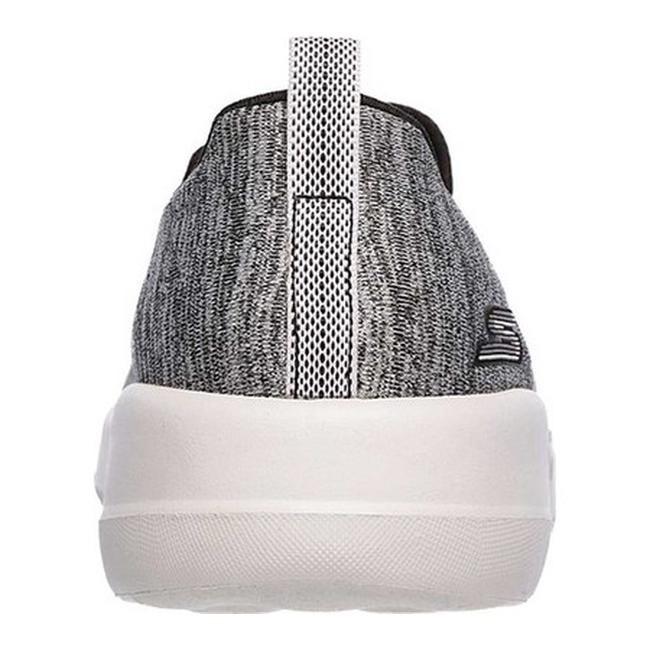 a8b602f7ac41 Shop Skechers Women s GOwalk Joy Enchant Slip-On Walking Shoe Black Gray -  On Sale - Free Shipping Today - Overstock - 19427094