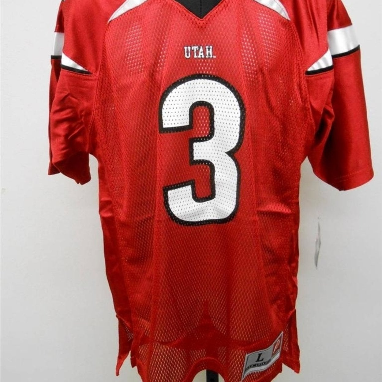 cheap for discount 74375 e7e9e Red 3 Utah Utes Youth or Kids Sizes S-M-L-XL (4-5/6-7-18/20) Adidas Jersey