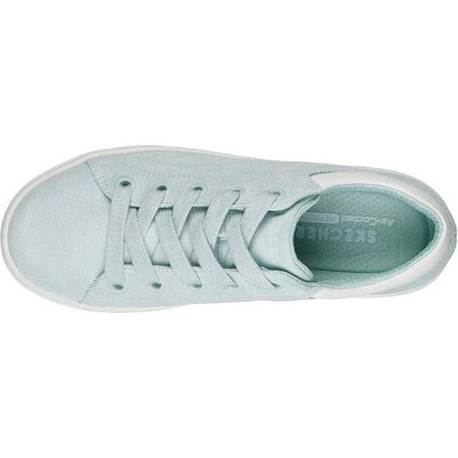 b34073877a6 Shop Skechers Women s Street Cleat Back Again Sneaker Mint - Free Shipping  Today - Overstock - 24322504