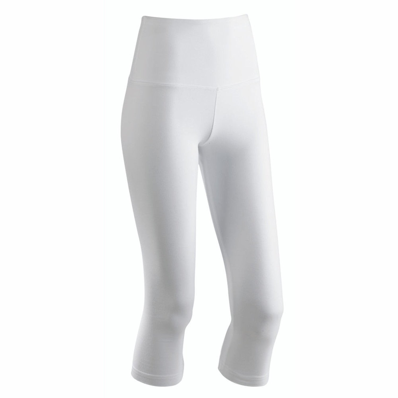 b9776ac9665cbf Shop Women's Lysse Cotton Support Capri Legging Pants - On Sale - Free  Shipping Today - Overstock - 15949943