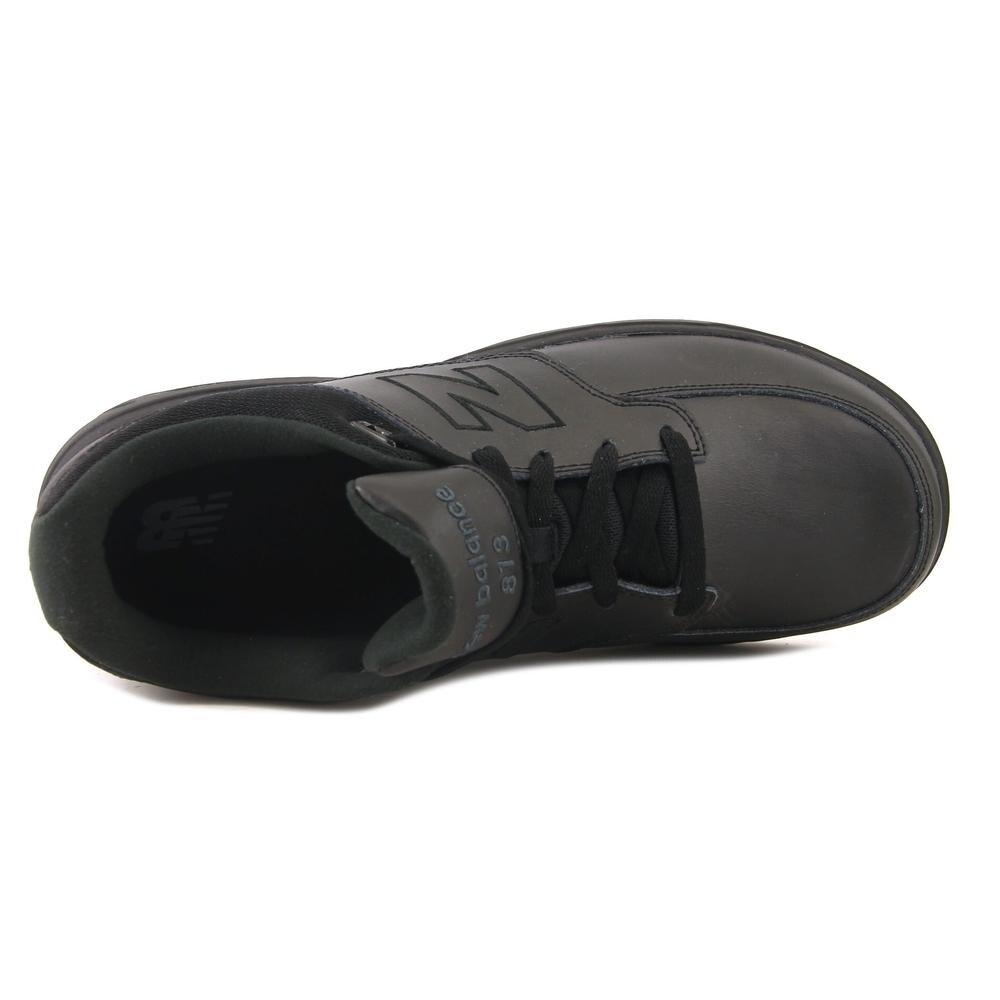 c40a2a18a1 New Balance MW811 Men 4E Round Toe Leather Black Walking Shoe