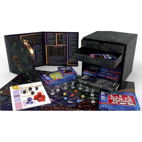 Star Trek Adventures Borg Cube Collectors Box Set