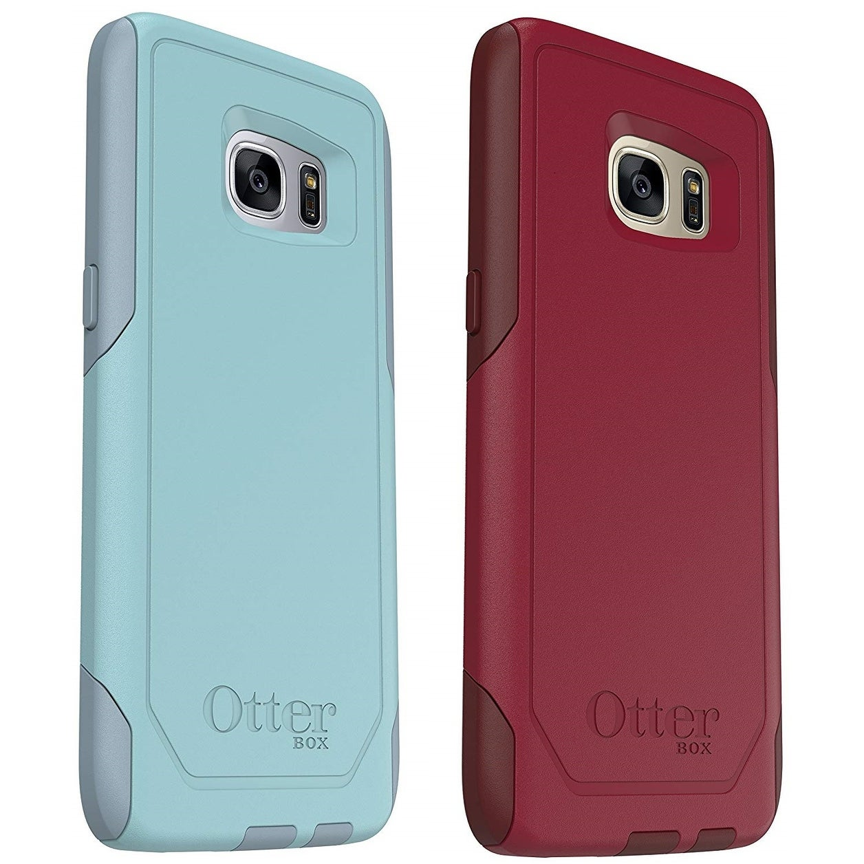 reputable site 61218 60b3d OtterBox Commuter Series Case - 2 Layer Protection, Compact for Samsung  Galaxy S7 Edge (NOT S7)