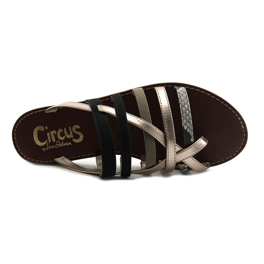 f05f5fc7a64d Shop Circus by Sam Edelman Brea Cashmere Sandals - Free Shipping On Orders  Over  45 - Overstock - 19203437